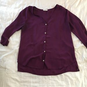 Everly Urban Outfitters Blouse